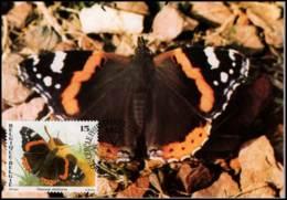 2503 - MK - Vlinders : Vanessa Atalanta - 1991-2000