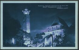 Exposition Coloniale Internationale Paris 1931 - La Nuit - Madagascar - Edit. Braun & Cie 2413f - Mostre