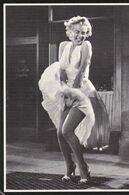 CPM 10X15 Actrices Cinéma Américain : Estate Of MARILYN MONROE 1989 - Entertainers