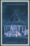 Exposition Coloniale Internationale Paris 1931 - La Nuit - Laos Bibliothèque - Edit. Braun & Cie 2437f - Mostre