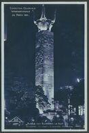 Exposition Coloniale Internationale Paris 1931 - La Nuit - Aloalo Des Bucrânes - Edit. Braun & Cie - 1398b - Mostre