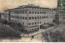 AJACCIO : Grand Hotel De France - Etat - Ajaccio