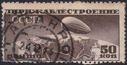 URSS, 1931, 50k, Dirigeables (Yvert 25) - 1923-1991 UdSSR