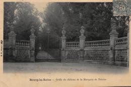 BOURG LA REINE : Grille Du Château De La Marquise De Trévise - Très Bon état - Bourg La Reine