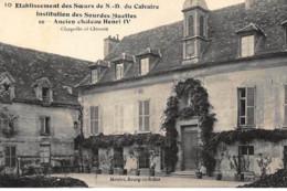BOURG LA REINE : Etablissement Des Soeurs De N.-D. Du Calvaire, Chapelle Et Classes - Très Bon état - Bourg La Reine