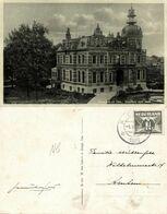 Nederland, OSS, Stadhuis Met Park (1936) Ansichtkaart - Oss