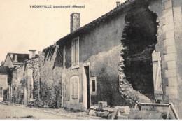 VADONVILLE : Bombardé - Tres Bon Etat - Otros Municipios