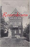 Kontich Contich Villa Marcel Uitg. Leon Vertongen Hoboken 1908 (In Zeer Goede Staat) - Kontich