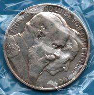 DEUTSCHES REICH BADEN 2 MARK 1906  KM# 276  Silver .900 Argent FRIEDRICH UND LUISE VON BADEN 1856·1906 - [ 2] 1871-1918: Deutsches Kaiserreich