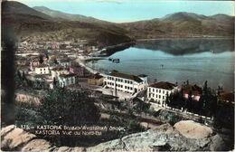 Greece - Kastoria - Vue Du Nord-Est. - Greece