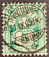 5 Rp. 65B: Stampel: SHAFFHAUSEN: 21.09.1905 - Gebraucht