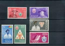 Togo  - Scoutisme - Unused Stamps