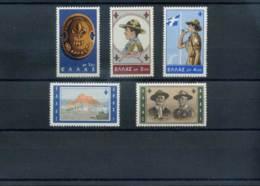 Griekenland - Scoutisme - Unused Stamps
