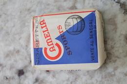 Paquet De Cigarettes CAMELIA Vendues Au Sénégal Dans Les Années 60/70 - Altri