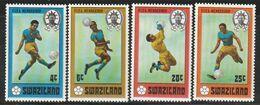 SWAZILAND - N°258/61 ** (1976)  Football - Swaziland (1968-...)