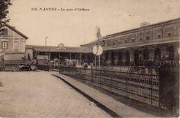 S36-004 Nantes - La Gare D'Orléans - Nantes