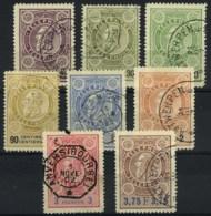 TE 21/28 - Telefoonzegels Zonder Strook - Gestempeld - Téléphones
