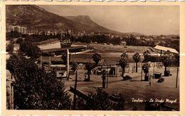 83 . TOULON .. LE STADE MAYOL .. ( Trait Blanc Pas Sur L'original ) - Toulon