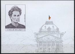 België BL84 ON - Koningshuis - Koningin Paola - Ongetande