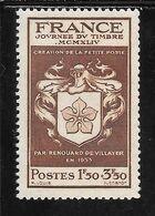 FRANCE N°668 ** TB SANS DEFAUTS - Nuovi