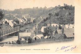 GUISE : Faubourg De Flavigny - Tres Bon Etat - Guise