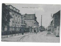 Deux-Acren  (M 5588)  Rue De La Station ( Carte Bleuté)TOP - Lessines