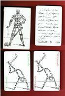 JEU DE CARTES À JOUER NUMEROTE Giovanni Battista BRACELLI Design PASCAL MORABITO - Kartenspiele (traditionell)