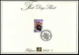 2003-7 - FDS - 3166 - Bloemen - Floraliën - Other