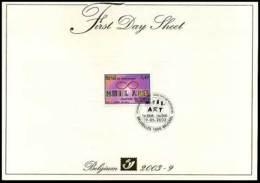 2003-9 - FDS - 3172 - Dag Van De Postzegel - Mail-art - Other
