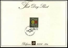 2006-15a - FDS - 3539 - Sport - 100 Jaar BOIC - Other