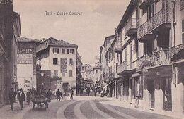 ASTI         CORSE CAVOUR - Asti