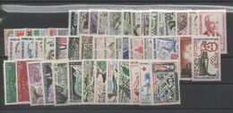 FRANCE ANNEE COMPLETE 1960 MNH Neufs** - - Aéreo