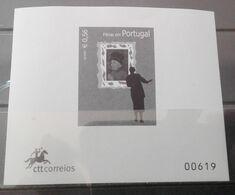 Portugal (2004) - Bloco Europa Portugal, Prova - Essais, épreuves & Réimpressions