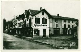 40 - B16907CPSM - MORCENX - Place Aristide Briand, Patisserie - Très Bon état - LANDES - Morcenx