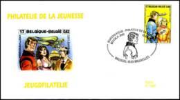 [F7892] 3010 - FDC - Jeugdfilatelie - Luc Orient #1 P1385 - FDC