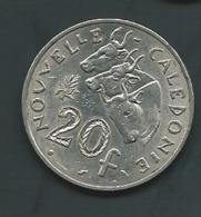 Nouvelle Calédonie - Pièce De 20 FCFP / 1977 Tb - Laupi 13908 - Nuova Caledonia