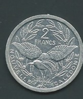 New Caledonie 2 Francs 1987  Tb - Laupi 13910 - Nuova Caledonia