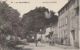 52 - VIGNORY - ENTREE DE LA VILLE - Vignory