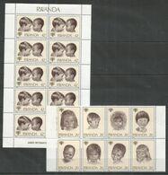 RWANDA - MNH - Organizations - UNESCO - Children - UNESCO