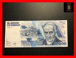 MEXICO 20.000 20000 Pesos  19.7.1985  P. 91  XF \ AU - Mexiko