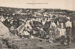 CAMPAGNE DU MAROC 1925 - Non Classificati
