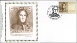 2817 - FDC Zijde - Dag Van De Postzegel  #2 - 1991-00