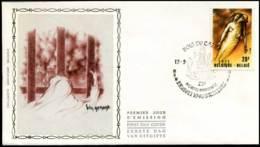 """2018 - FDC Zijde - """"Bois Du Cazier"""" Te Marcinelle  #4 - 1981-90"""