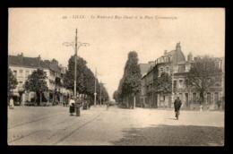 59 - LILLE - BOULEVARD BIGO-DANEL ET PLACE CORMONTAIGNE - Lille