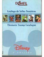 Catalogue De Timbres Poste Domfil Disney Stamps CATALOG 1a Ed. 516  Pages PDF LIVRAISON GRATUITE FREE SHIPPING - Motivkataloge