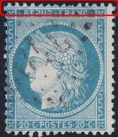N°37 Avec Le Filet Supérieur Dédoublé, Pas Courant, 1er Choix - 1870 Assedio Di Parigi