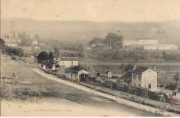 D26 - ST DONAT - GARE - Train Devant La Gare - Other Municipalities
