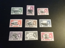 K33740- Stamps  Mint Hinged H ST.Helena 1953 - - Sainte-Hélène