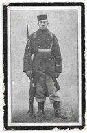 Doodsprentje Bidprent -Alphonsus Claes  Gesneuvelde / Soldaat WO1 WW1 Terhagen Lettenburg Diksmuide 1916 - Religion & Esotericism