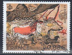 2019 - 1 T  TABLEAU  N° 5318  LASCAUX IV / OBLITERE Rond 1er Jour !!!!!! - Used Stamps
